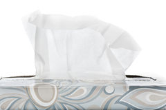 A tissue box Stock Image