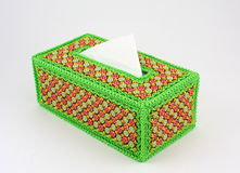 Tissue box by china Stock Images
