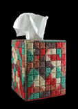 Tissue Box cover Royalty Free Stock Photos