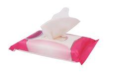 Tissue box Royalty Free Stock Image
