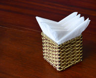 Tissue Box Stock Image