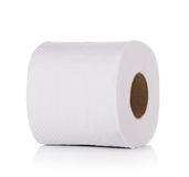 Tissue isolated Royalty Free Stock Images