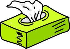 Tissue paper vector illustration