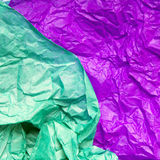 Tissue paper texture Stock Images