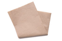 Tissue Paper on white background Royalty Free Stock Photography