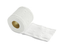 Tissue roll Royalty Free Stock Image