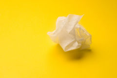 Tissue-serviette Royalty Free Stock Photo