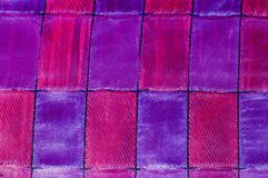 Tissue, textile, cloth, fabric, material, texture.Textile red bl. Tissue, textile, cloth, fabric, material, texture. Textile red blue cell. cloth, typically stock photo