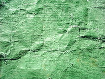 Tissue texture. Green texture stock photo