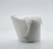 Tissues. Paper use to  toilet  and cleaning Royalty Free Stock Images