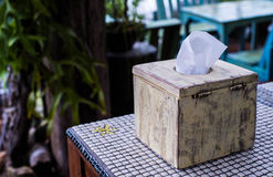 Tissues Royalty Free Stock Photos