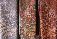 Tissus de textile Image libre de droits
