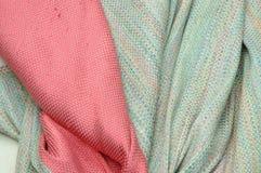 tissus en soie photos libres de droits