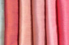 tissus en soie photo stock