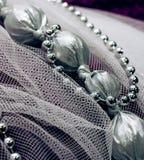 Tissus et accessoires Photos stock
