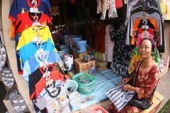 Tissus et vêtements Image libre de droits