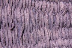 Tissus pourprés Photo libre de droits