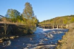 tista ποταμών Στοκ Εικόνες
