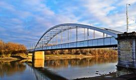 Tisza γέφυρα Στοκ φωτογραφίες με δικαίωμα ελεύθερης χρήσης