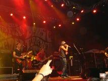 Titãs Band Stockfoto
