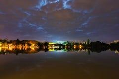 Titaanpark in Boekarest Royalty-vrije Stock Foto's