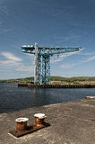 Titan Crane Clydebank 02 Stock Photos