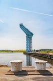 Titan Crane in Clydebank Royalty Free Stock Images