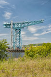 Titan Crane Clydebank Stock Photography