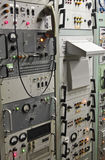 A Titan Missile Museum Control Center Panel Royalty Free Stock Images