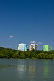 Titan Park - Bucharest Stock Image