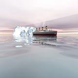 titanic 2 Arkivfoton