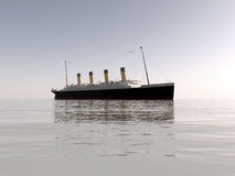 Titanic Royalty Free Stock Images