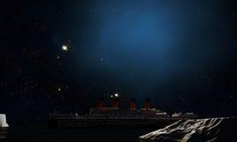 Titanic Royalty Free Stock Photos