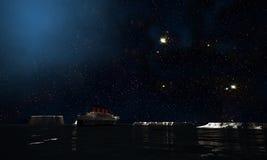 Titanic Royalty Free Stock Photography