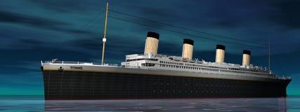 Titanic Stock Photos