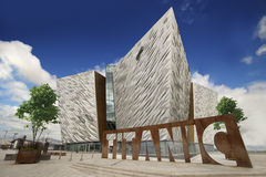 Free Titanic Belfast, Museum And Visitors Center Stock Photos - 79647193