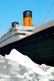 titanic bransonmissouri museum Royaltyfri Foto