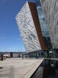 Titanic building royalty free stock image