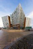 Titanic monument Stock Image