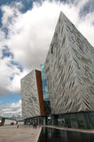 Titanic Museum, Belfast Royalty Free Stock Photo