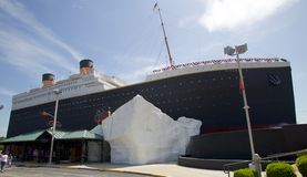 The Titanic Museum, Branson Missouri Stock Photography