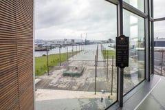 Titanischer Helling in Belfast Stockfotos
