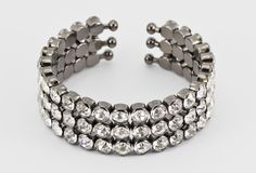 Titanium bracelet Stock Image