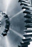 Titaniumen och stålsätter utrustar rullar Fotografering för Bildbyråer