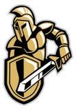 Titans mascot Stock Image