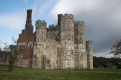 Titchfield Abbey. Ruined remains of Titchfield Abbey in Hampshire Royalty Free Stock Images