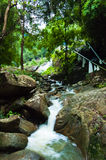 Tite Kerawang Waterfall Royalty Free Stock Photos