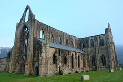 Titern abbotskloster fotografering för bildbyråer