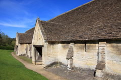 Tithe Barn in Bradford on Avon Royalty Free Stock Photo