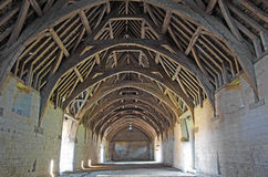 Tithe barn, Bradford on Avon, England Stock Images